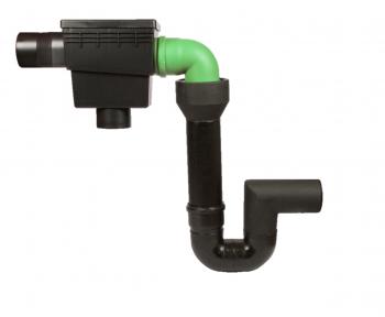Water Integral 6.400 Liter Hausset