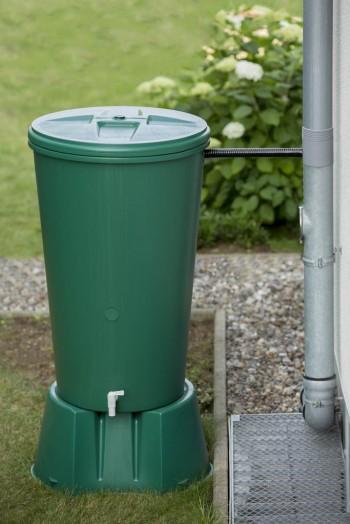 Regensammler mit Filter 80-105mm