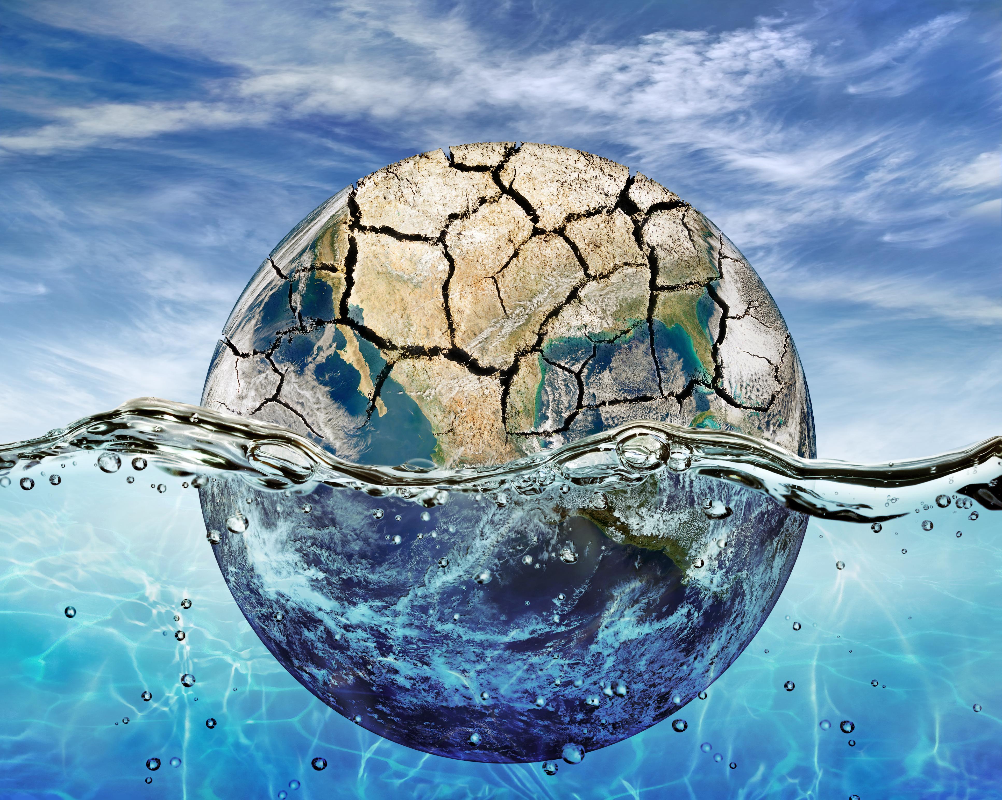 Wasser ist unsere wichtigste Ressource